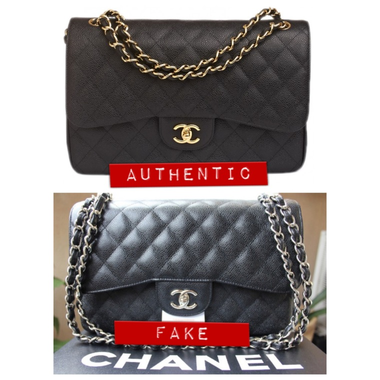 Some Tips to Find out Authenticity of Chanel Bags | Vanna ...